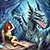 Jan Patrik Krasny bookcovers gallery - Girl and Dragon 2.