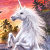 Jan Patrik Krasny bookcovers gallery - Unicorns on Evening Beach