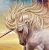 Jan Patrik Krasny bookcovers gallery - Unicorns on Beach